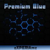 Тема eXPERIAmz - Premium blue 1.0