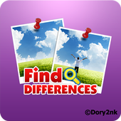 ►Find Differences 2015-2Player 1.2