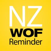 NZ WOF Reminder 1.1.0