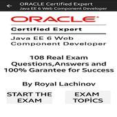 OCE Java EE 6 WCD (1z0-899) 1.0