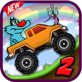 Oggy Car Racing Adventure 1.0