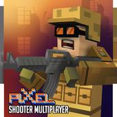 Mad Battle Gun Pixel Shooter Multiplayer 3D 2018 1.09