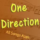 All Songs of One Direction 1.0