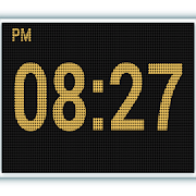 LED Digital Table Clock 11.0