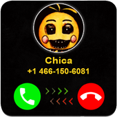 Calling Toy Chica (From Fredy Fazbears Pizza) 1.0
