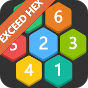 Exceed Hexagon Fun puzzle game 1.3