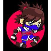 Ninja Girl Jumping Adventure 1.0
