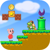 Happy Pig Adventure World 1.0