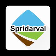 Spridarval