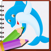 Kids Animals Coloring Book 1.3