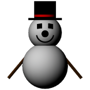 Skiing Snowman 1.0