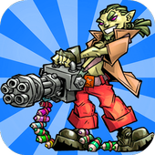 Zombies Attack - Heroes Vs ZombiesMD StudiosAction