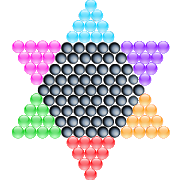 Chinese Checkers - HD/Tablet
