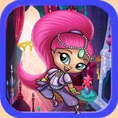 Shimmer Shine Dress Up Games 4.3