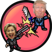 Trump vs Hilary 1.6