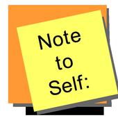 NoteToSelf 1.1