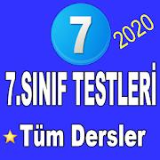 7.Sınıf Testleri 3.0