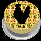Toy Chicken Button 1.0