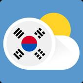 South Korea weather 1.3.0