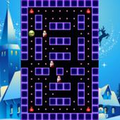 Christmas a pacmaz game 1.0