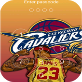 Lock Screen For Cleveland Cavaliers 2018/2019 1.0
