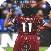 Lock Screen for Mohamed Salah 2018/2019 1.0