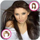 Woman HairStyle Photo Editor v1.3.1