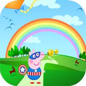 Pepa Adventure Pig World 1.0