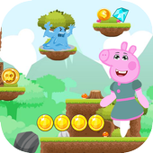 Pepa Happy Pig Run 3.0.1