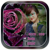 Macro Rose Photo  Editor 1.1