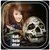 Skull Photo Editor 1.0