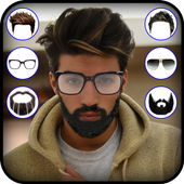 Man Hair & Mustache Style