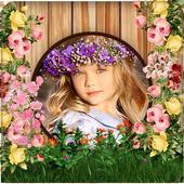 Flower Rose Photo Frames - 2018 1.1