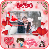 Love Card Photo Frames