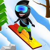 Stickman Surf Snowboard 1.0