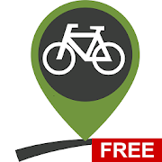 Bike routes, cycling trails 1.43