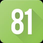 81 squares 1.0.1