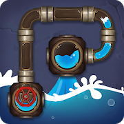 Water flow - Connect the pipes 1.0.2