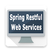 Learn Spring Restful Web Services with Real Apps 6.0