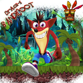Super Bandicout: Run Jungle 1.0