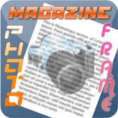 Magazine Cover Photo Frame 1.1.2