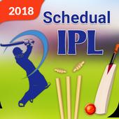 IPL 2018 Schedule 1.0