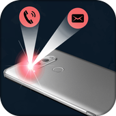 Flashlight Blink on Call & Sms