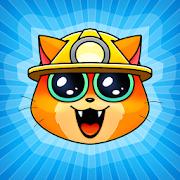 Dig it! - epic cat mineCloudTeamSimulation