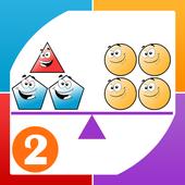 Balance Scale Problem Level 2 2.1