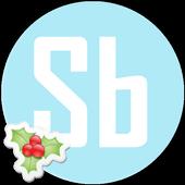 StickerBomb Christmas Free 1.0