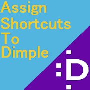 Assign Shortcuts to Dimple 0.1