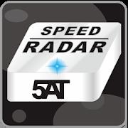 5AT雷達測速警示器 3.8
