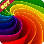keyboard rainbow theme 10001001