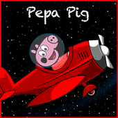 New Pepa Pig Bird 1.3